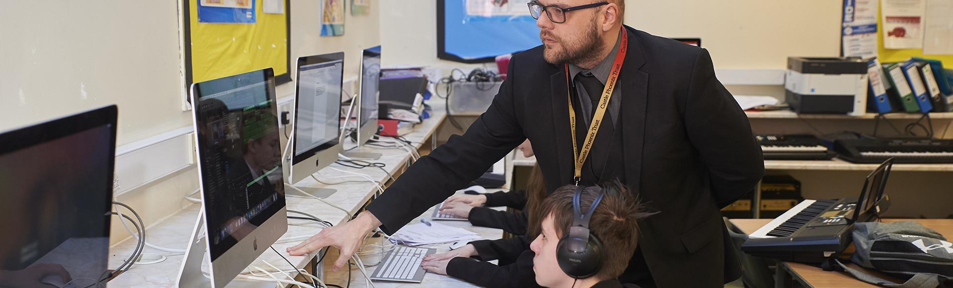 SCHOOL OPEN FOR KEY WORKERS